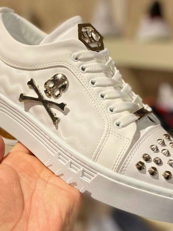 """chaussures inspiration """" philipp plein """""""