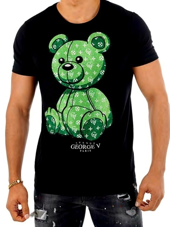 t shirt goerge v ours
