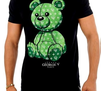 T-shirt GEORGE V ours