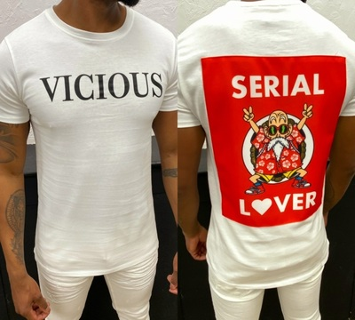 t shirt  vicious