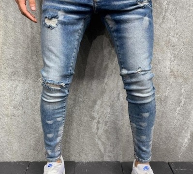 Jeans Bleue Fashion (2Y)