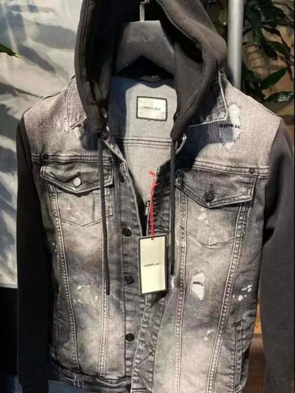 Veste en Jeans (UNIPLAY)