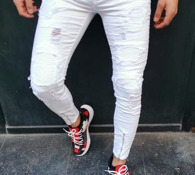 """jeans skinny """" tirette"""""""