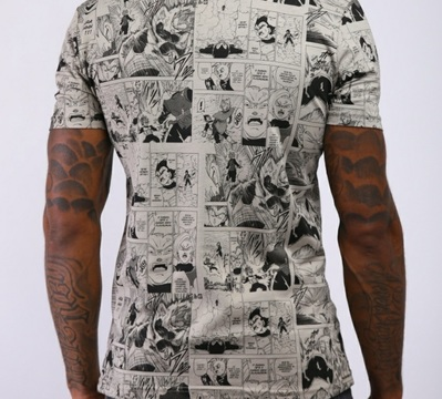 T SHIRT DRAGON BALL Z